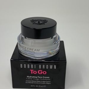 Bobbi Brown Makeup - New Bobbi Brown to go Hydrating Face Cream Boxed